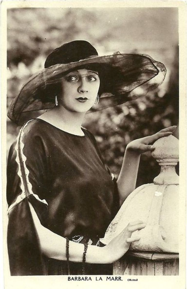 pictures Barbara La Marr