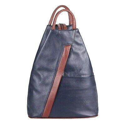 Photo of ITALY LADIES REAL LEATHER BACKPACK bag shopper shoulder bag leather bag daypack …