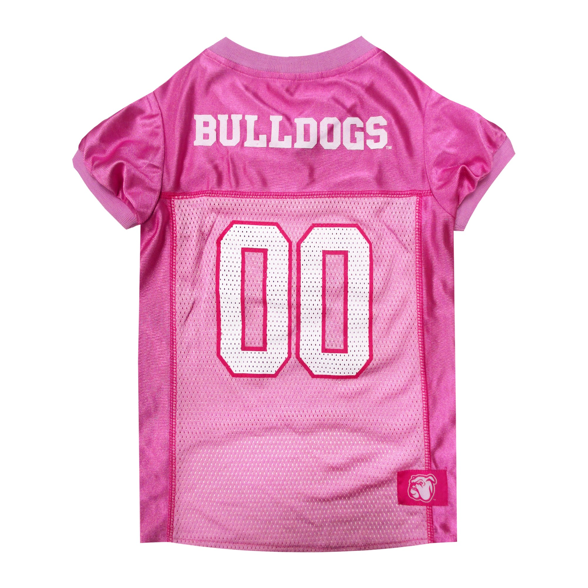Pets First Mississippi State Bulldogs Pink Jersey - M 82ee2d6f0