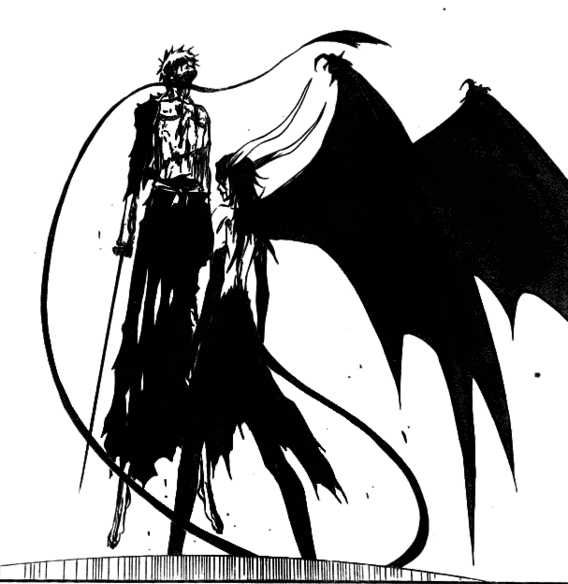 Ichigo Ulquiorra Manga Cap With Images Bleach Anime Bleach
