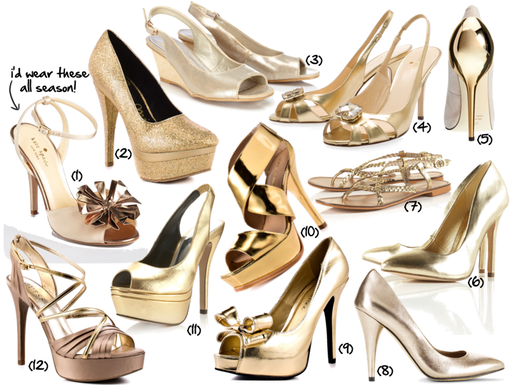 Style Finds Pumps To Pair With Your Wedding Guest Dress Shoes For Wedding Guest Homecoming Shoes Metallic Shoes