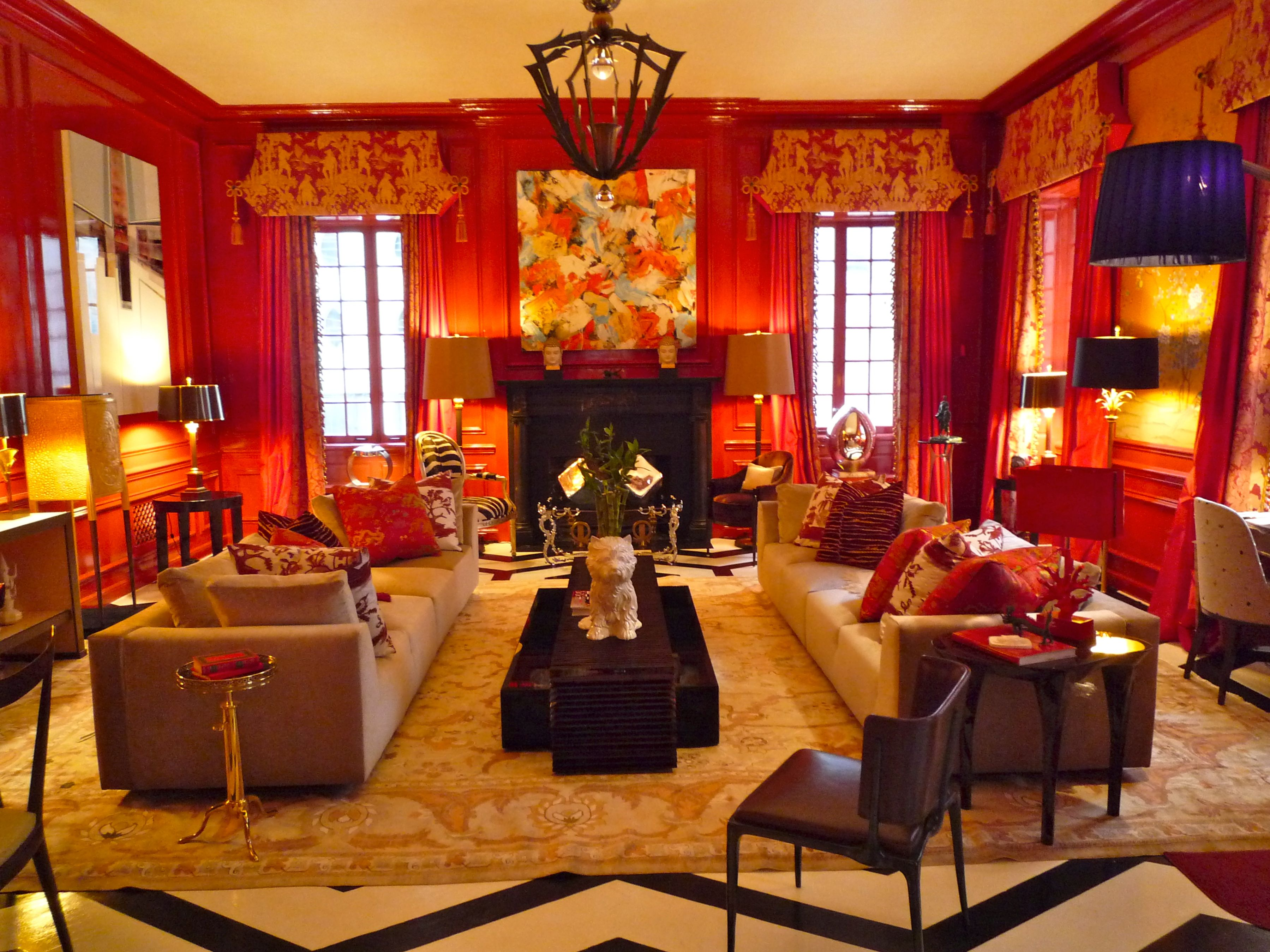Adorable New Home Decorating Ideas With Chinese New Year Home Home Decor Asian Home Decor Decor