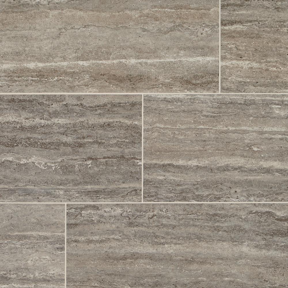 1 SqFt Beautiful 16 x 32 Tile in Silver