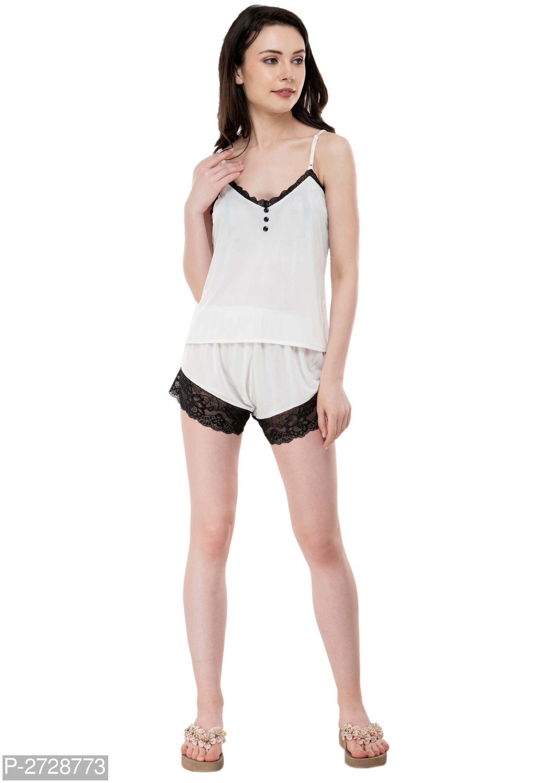 satin shorts online india