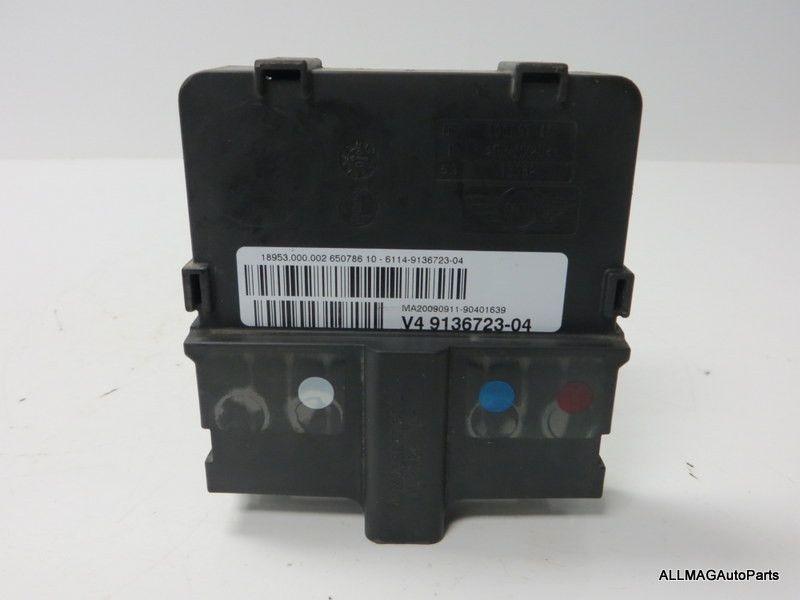 Mini Cooper Clubman Fuse Box : Mini cooper main fuse junction box positive