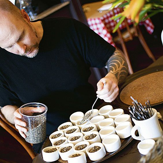 Kitchen Ink: Chef Tats of St. Louis - Riverfront Times
