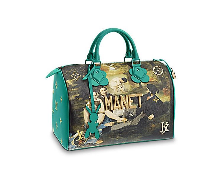Louis Vuitton Masters  Jeff Koon New Handbag Collection Inspired By Iconic  Painters  advertising  arthistory  brand  fashion  handbag  jeffkoons   leaseydoux ... 52244d3951