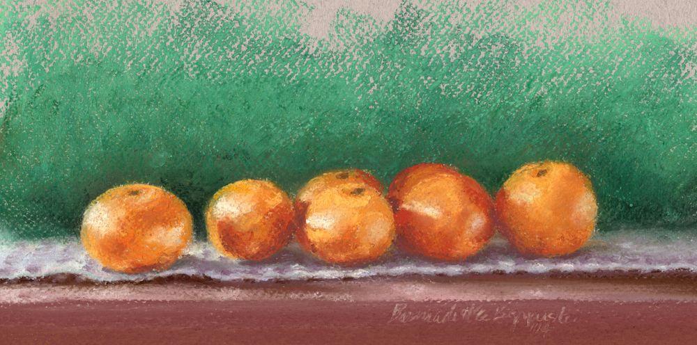 Sketch: Clementines
