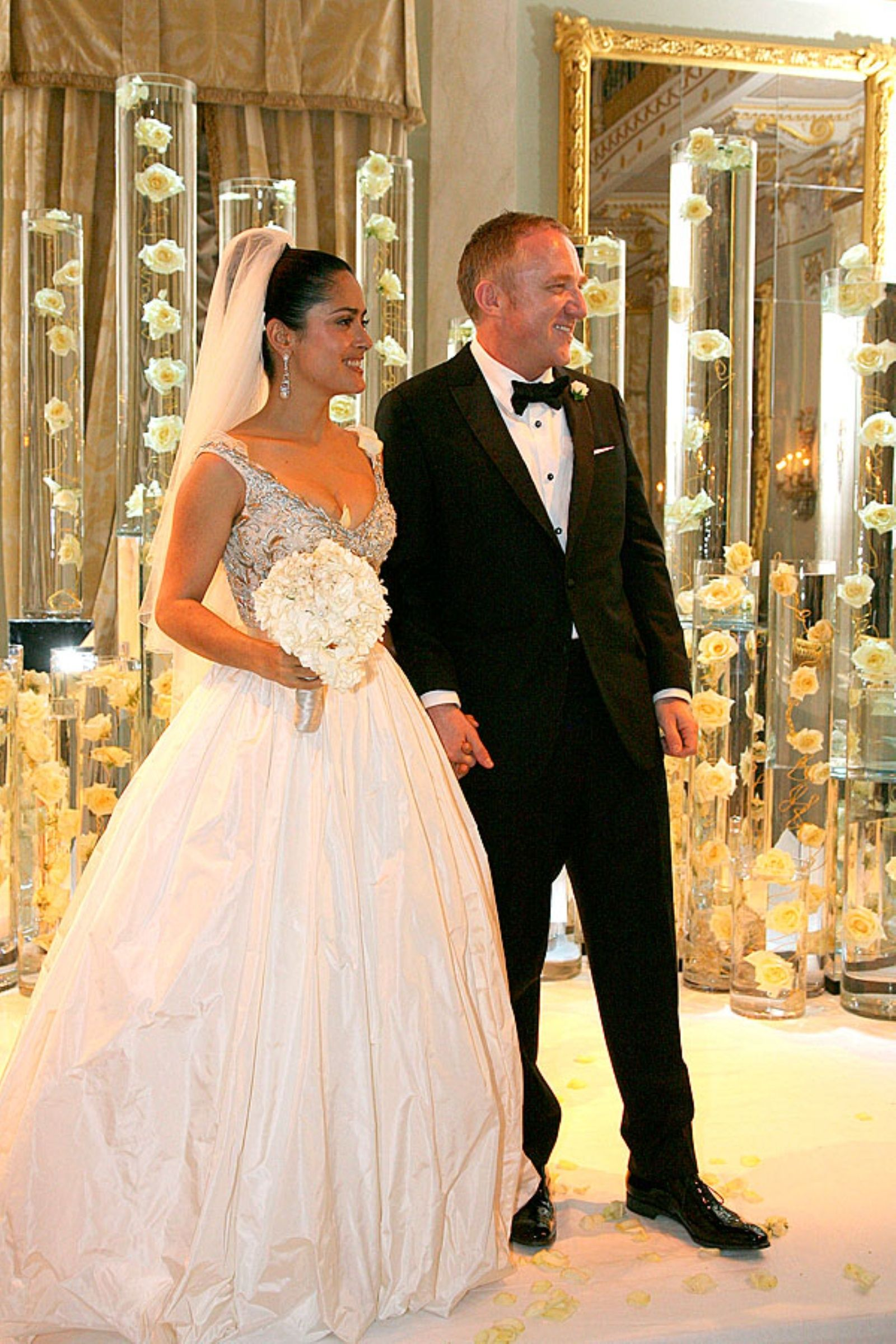 44 Most Stunning Celebrity Wedding Dresses of All Time | Wedding ...