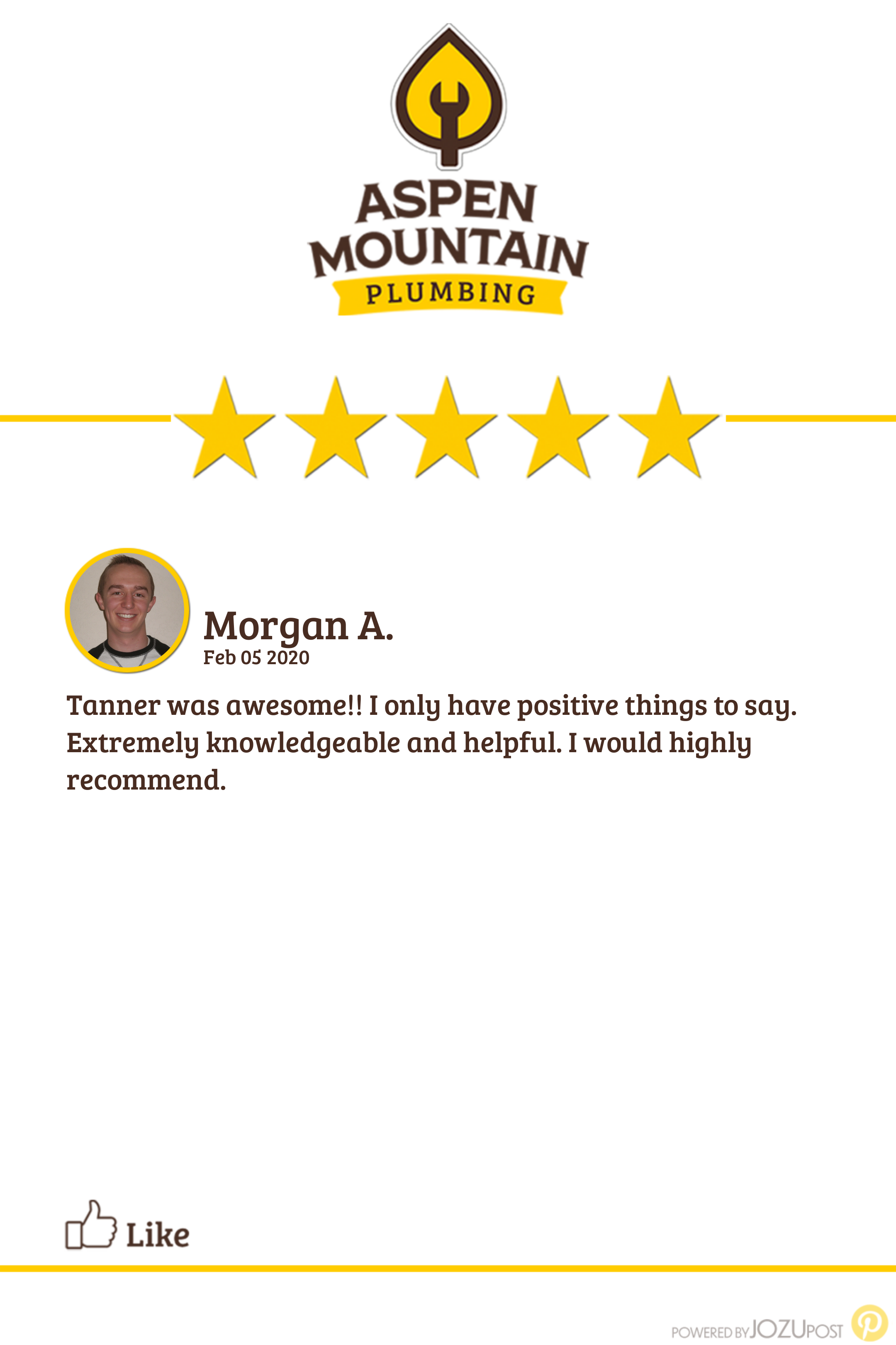 We Appreciate Our Customers Here Is Our Latest Five Star Review From Morgan A We Wanted To Share This Review With You In I Positivity Knowledge Solutions