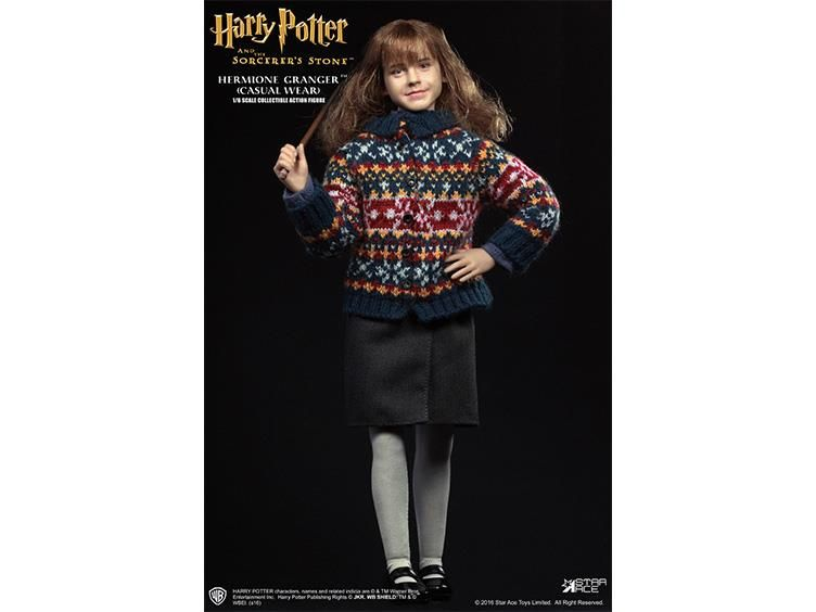 1 6 Scale Harry Potter The Sorcerer S Stone Figure Hermione