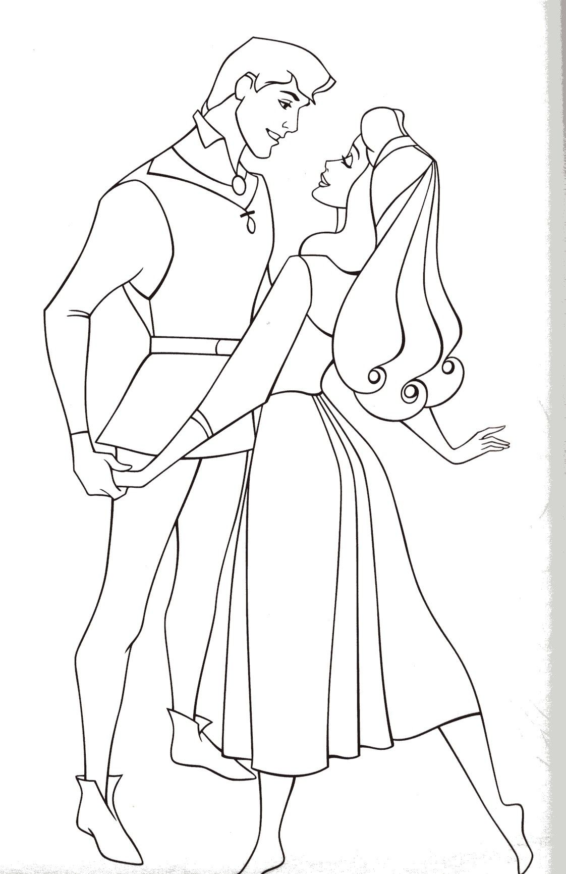 Brier Rose Prince Phillip Coloring Pages Pinterest Prince