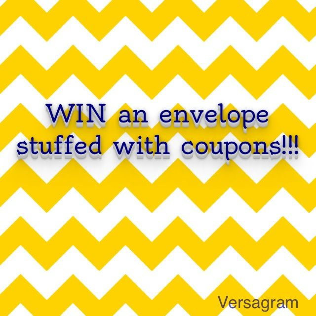 LAST CHANCE: Win an Envelope Stuffed with Restaurant / Fast Food Coupons!: ENDS TONIGHT!