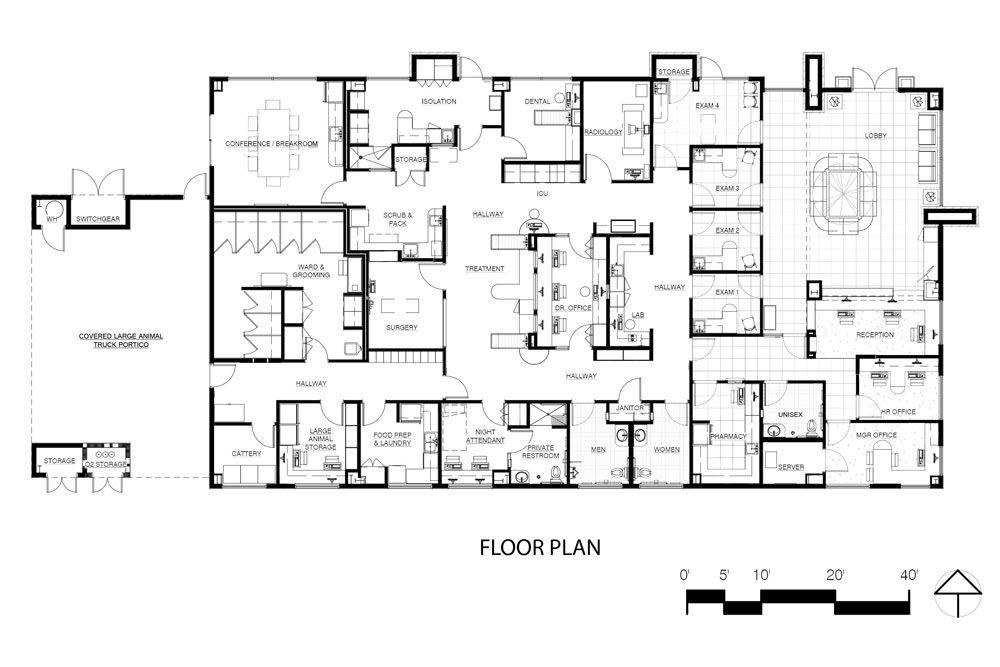 Vet Clinic Floor Plans: Building A Vet Practice