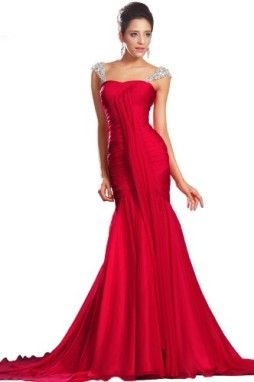 eDressit 2013 New Fitted Red Prom Dress (00131002)