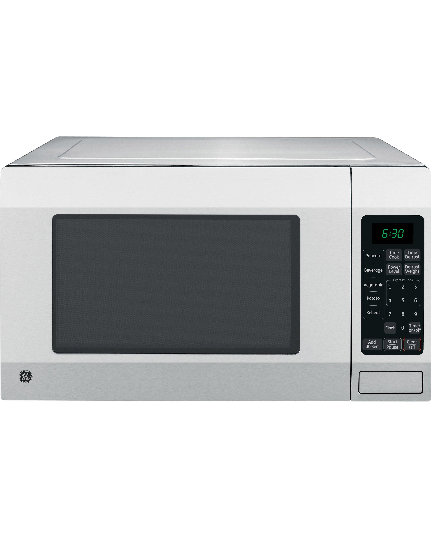 Jes1656srss Ge 1 6 Cu Ft Countertop Microwave Oven Ge