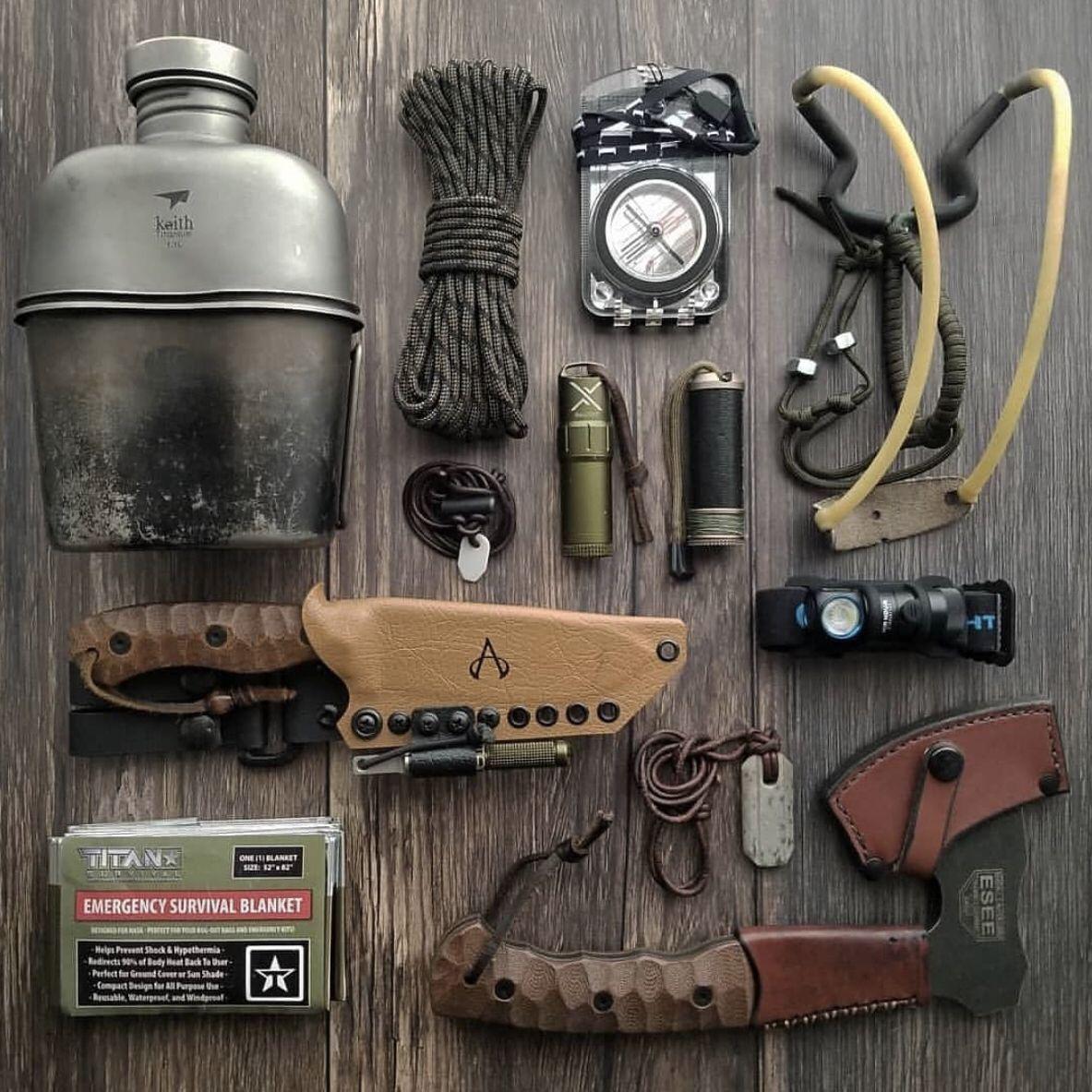 Gear Loadout Survival Gear Outdoor Survival Gear