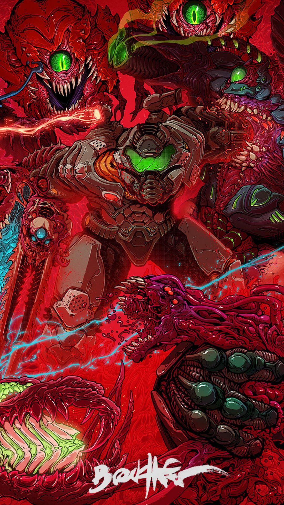 Doom Wallpaper Wallpaperize In 2020 Doom Videogame Doom Doom 1993