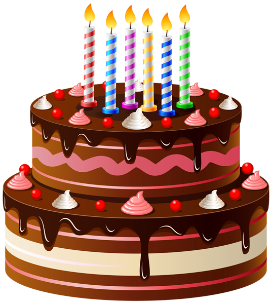 Birthday Cake PNG Clip Art Sewing APLQ How To Clip Art