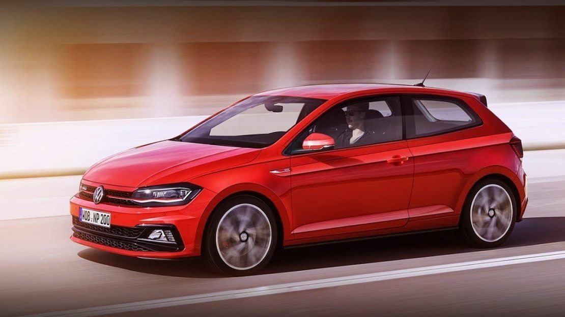 2019 Volkswagen Polo Gti 3door Youtube Pertaining To 2019