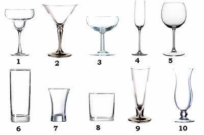 verre a martini contenance