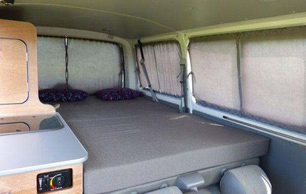 options rideaux camping car et id es pinterest camion amenager van am nag et camping car. Black Bedroom Furniture Sets. Home Design Ideas