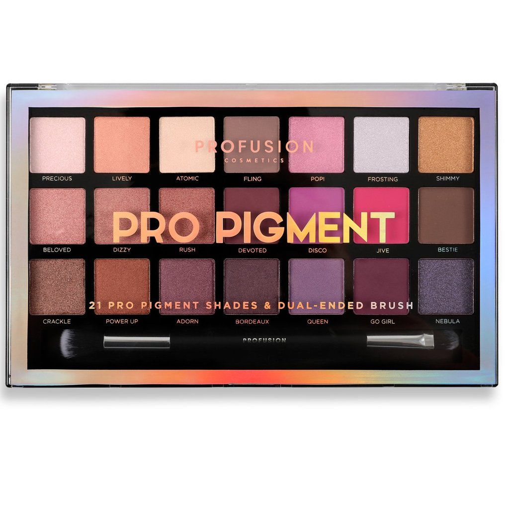 f837188874 Profusion Pro Pigment - Buy High-Impact Eyeshadow Online Now! | Profusion  Cosmetics