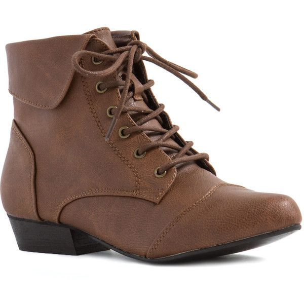 Vintage Lace-Up Ankle Boots | Lace up