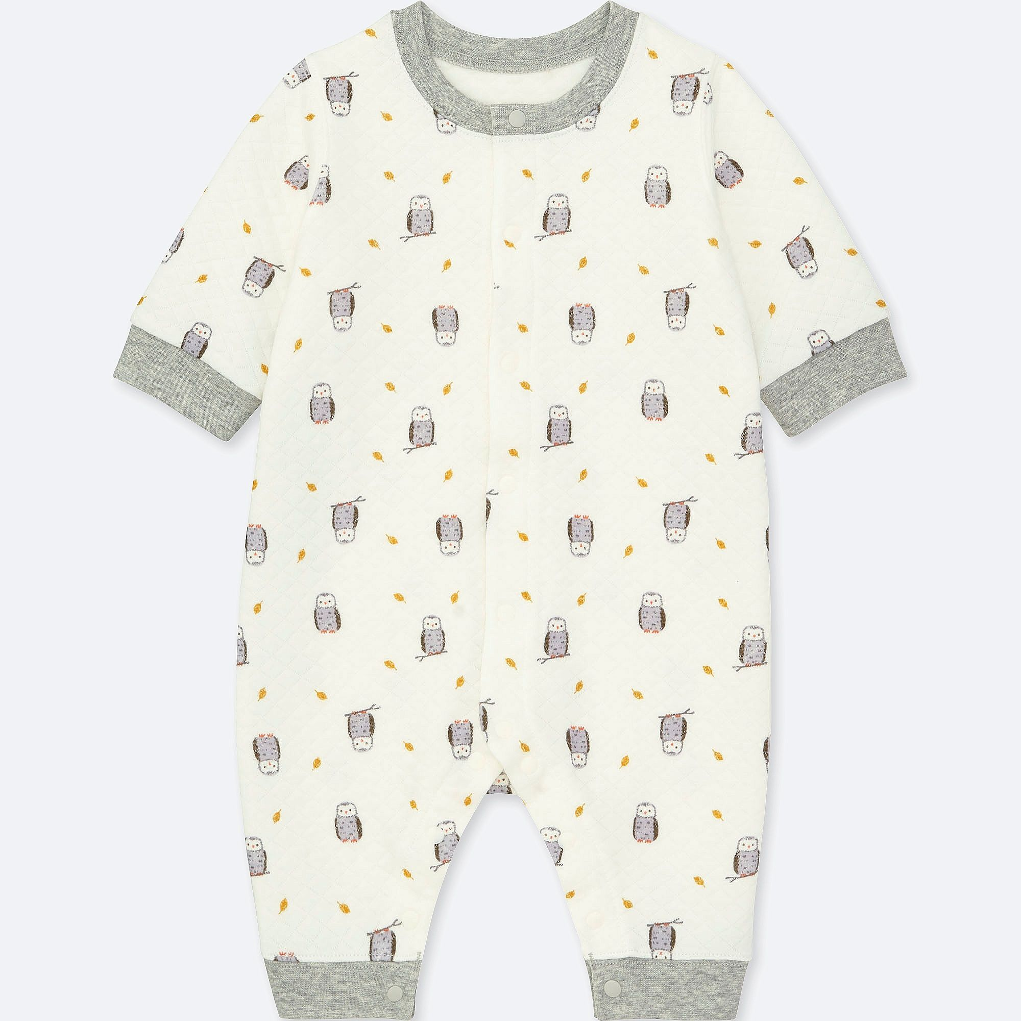 Mamas /& Papas Baby Strip Wrap All-in-one Romper