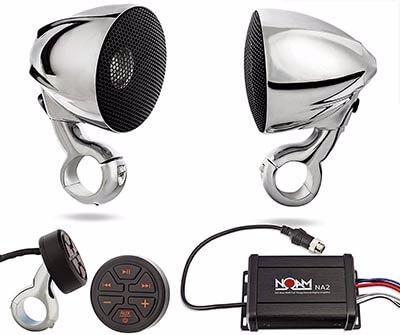 Top 10 Best Bluetooth Motorcycle Speakers in 2020 Reviews