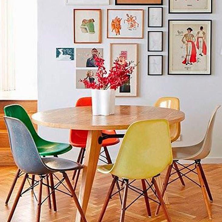 Photo of Come creare la zona pranzo in un soggiorno piccolo? Il primo pensiero va subito …