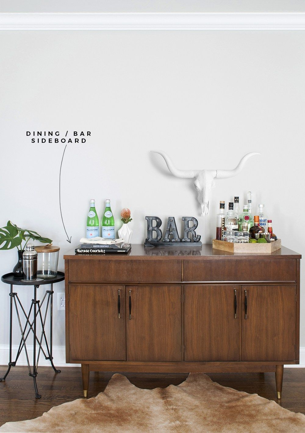 Tips For Scoring Used Vintage Furniture Online Room For Tuesday Bars For Home Furniture Credenza Bar