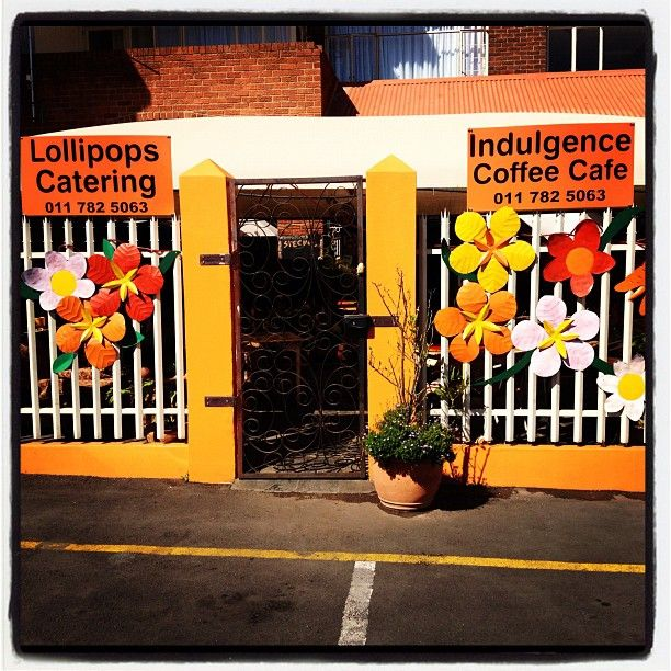 Indulgence Cafe, Beyers Naude Drive, Northcliff. Ideal Stock Control new installation, Feb 2012.  #Restaurant, #FoodService #StockControl