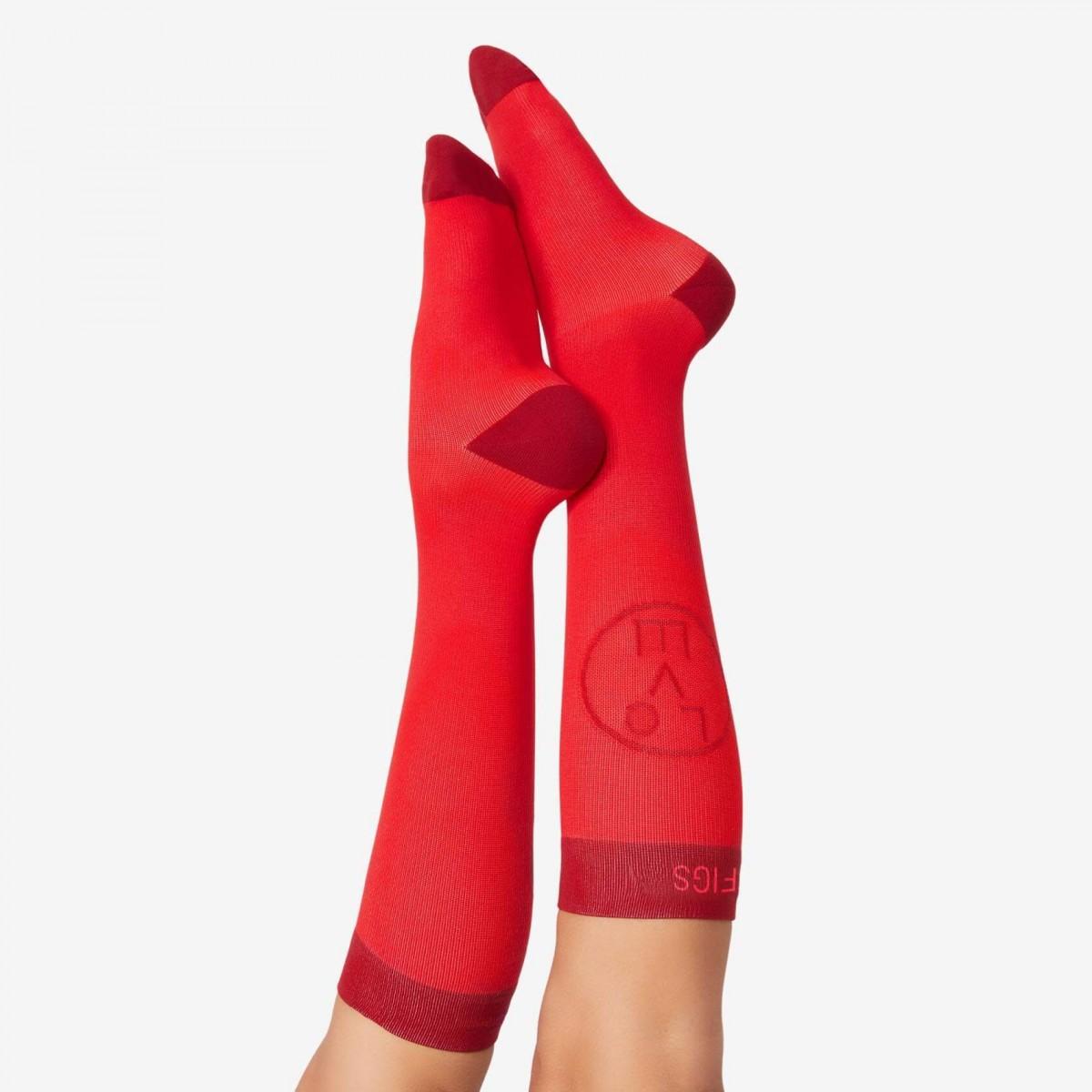 Womens Compression Socks EKG Sock in 2020 Women, Socks