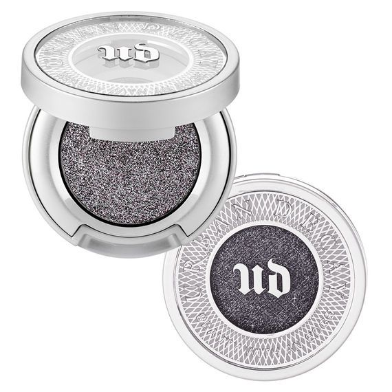 Sparkly shadow goes ultra-sophisticated—with intense hues, microfine sparkle and lush, 3-D metallics.