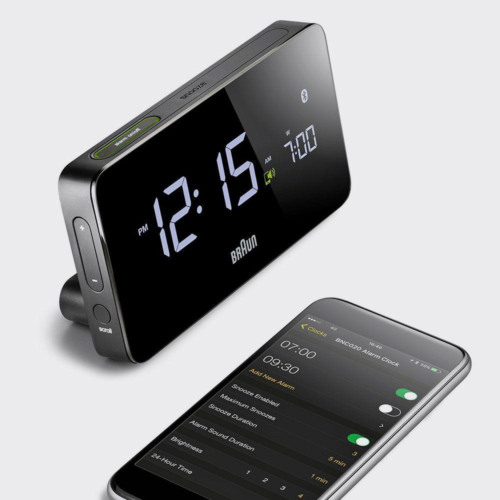 Old Braun Ad For Their Alarm Clocks Dieter Rams