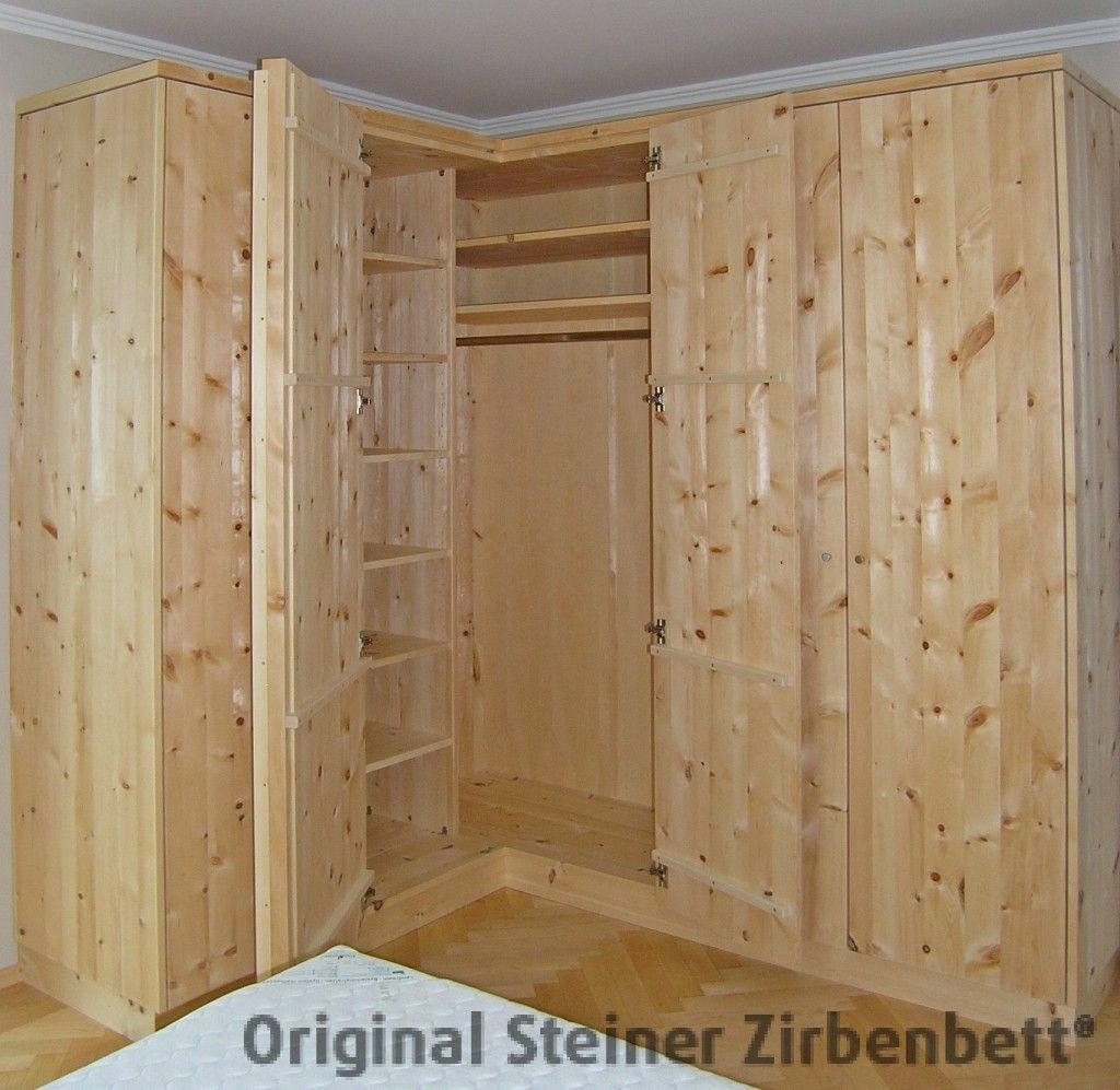 zirbenholzschrank massivholz schrank auf ma gefertigt zirbenholzschr nke pinterest. Black Bedroom Furniture Sets. Home Design Ideas