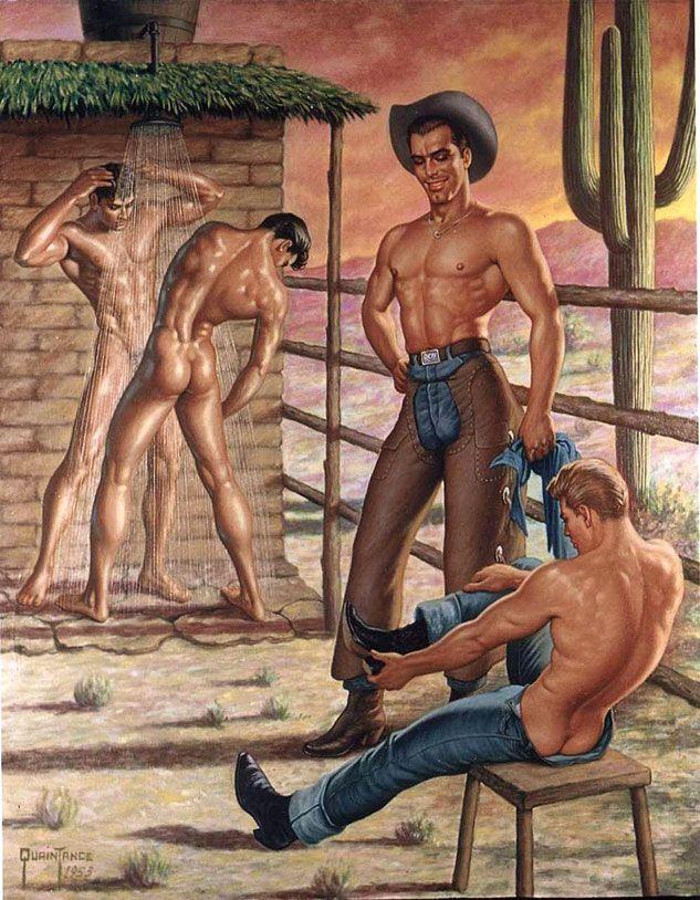 gay wells me