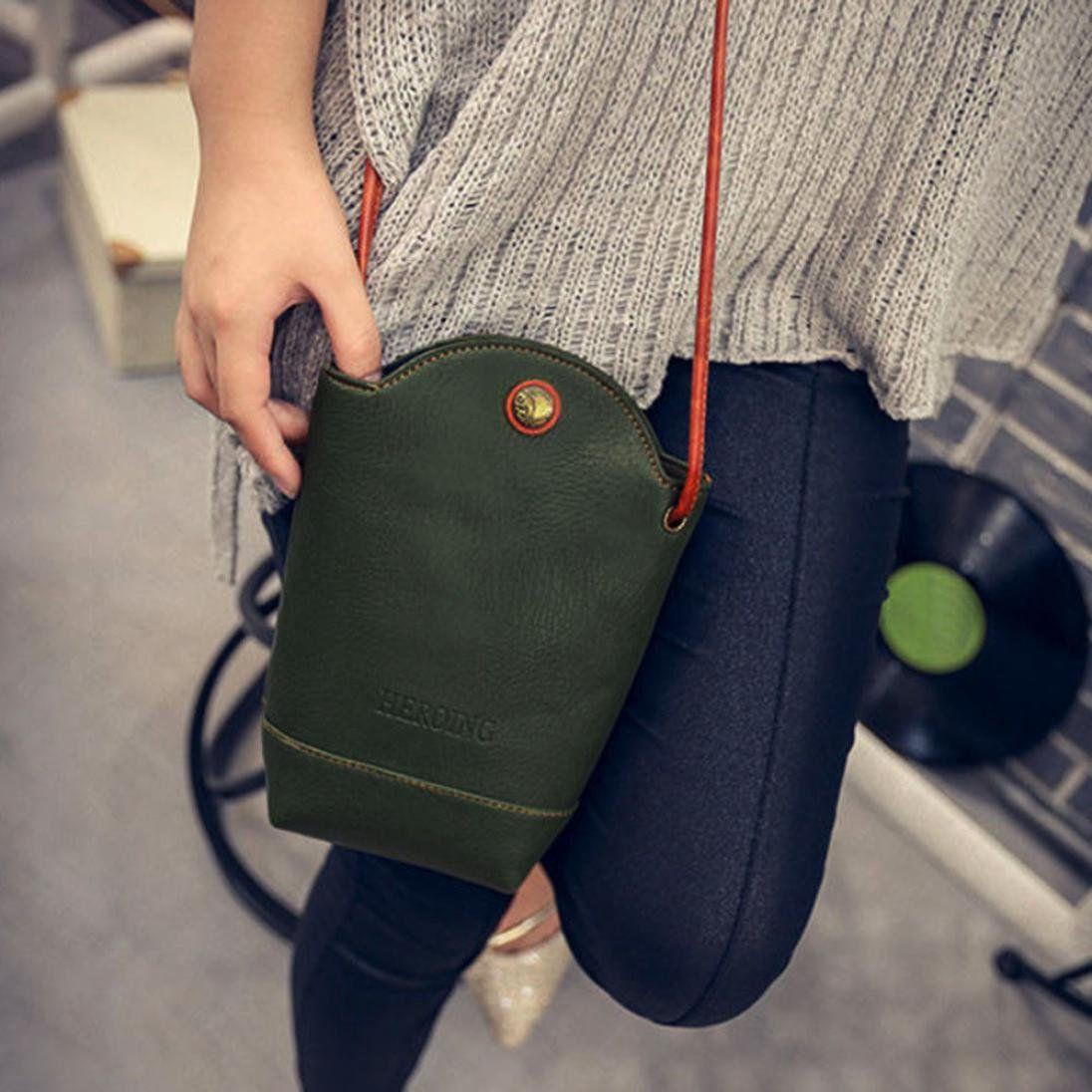 ab422205c425 Clearance Deals Women Handbag Shoulder Bag TOOPOOT Lady Small Body ...