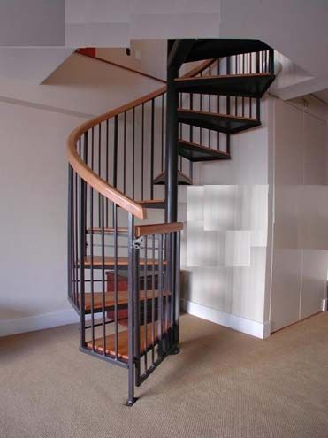 Best Spiral Stairs For The Lounge Dream Barn Pinterest 400 x 300