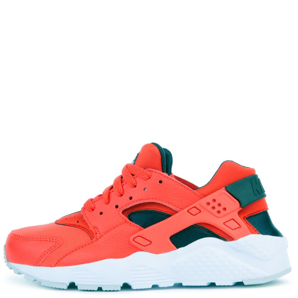 ff285bc79cf6 Nike Nike Huarache Run (gs) Habanero Red black-white-pure Platinum