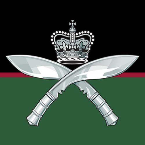 Pin On Brigade Of Gurkhas