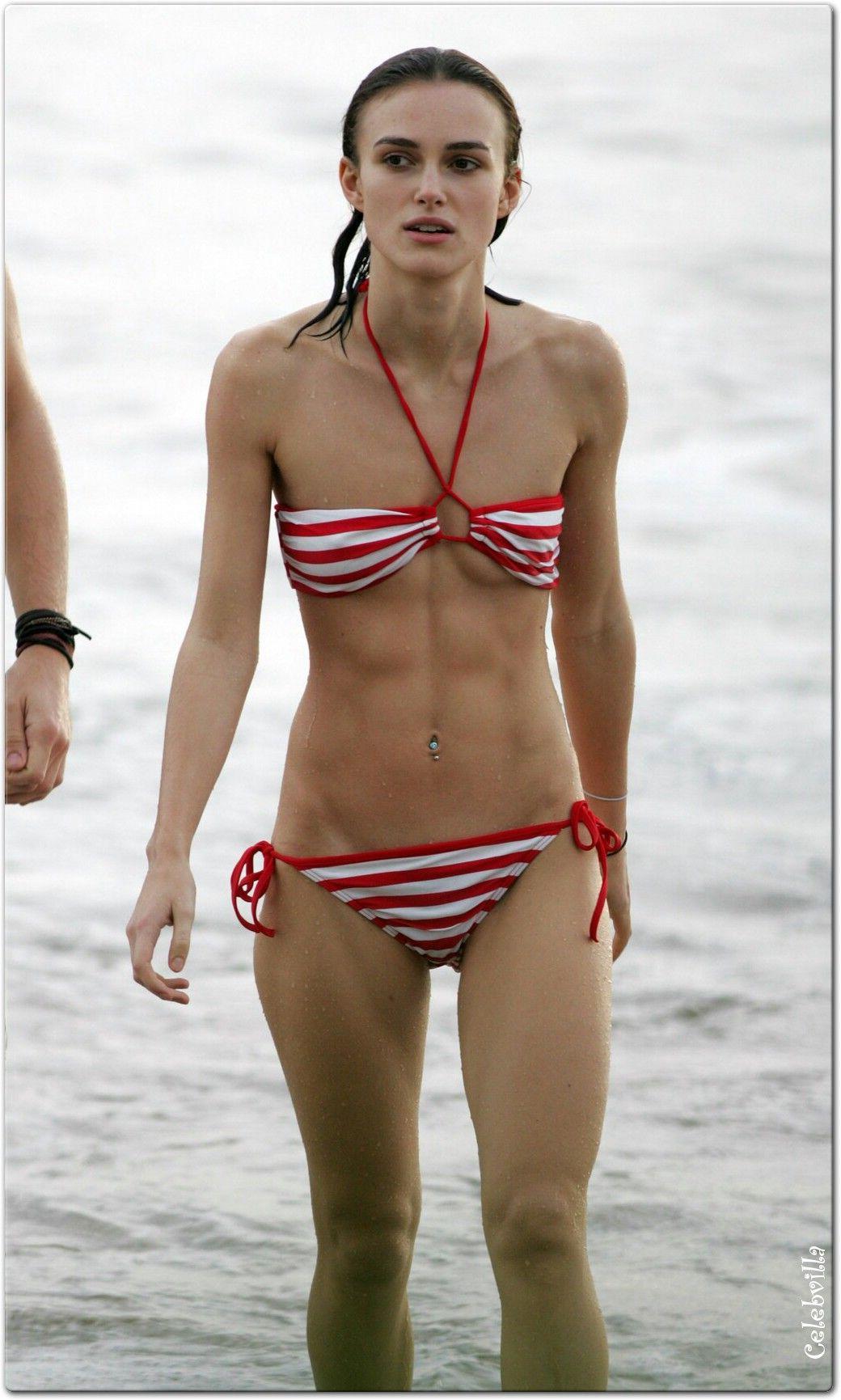 Keira Knightley Bikini candids 023