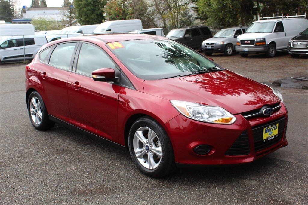 Used 2014 Ford Focus Se For Sale In Lynnwood Wa 98036 Hatchback Details 511865845 Autotrader Ford Focus Autotrader