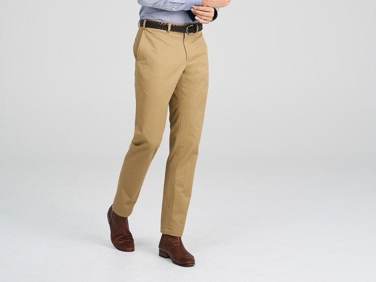 2dcb0722baa Houndslow Khaki Chino in 2019 | Mens Fashion & Style | Pants, Khaki ...