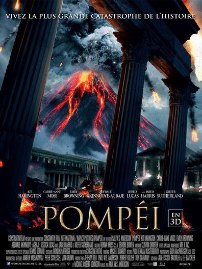Film En Streaming Pompei Le Mont Vesuve L Une Des Zones Volcaniques Plus Dangereux Dans Le Monde Est Entre En Eruption Pompeii Movie Pompeii Movie Posters