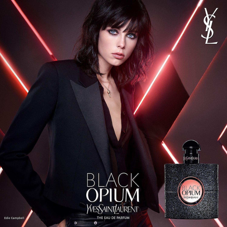 Afbeeldingsresultaat voor YSL Black Opium banner
