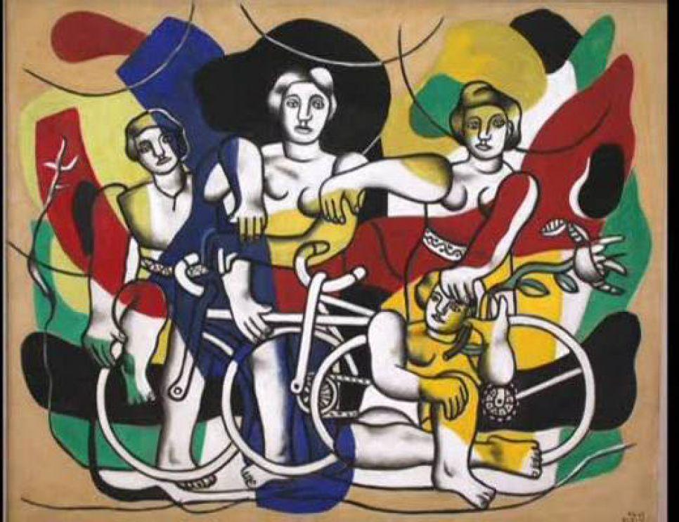 La période américaine de Fernand Léger - Francetv Éducation (CM1)