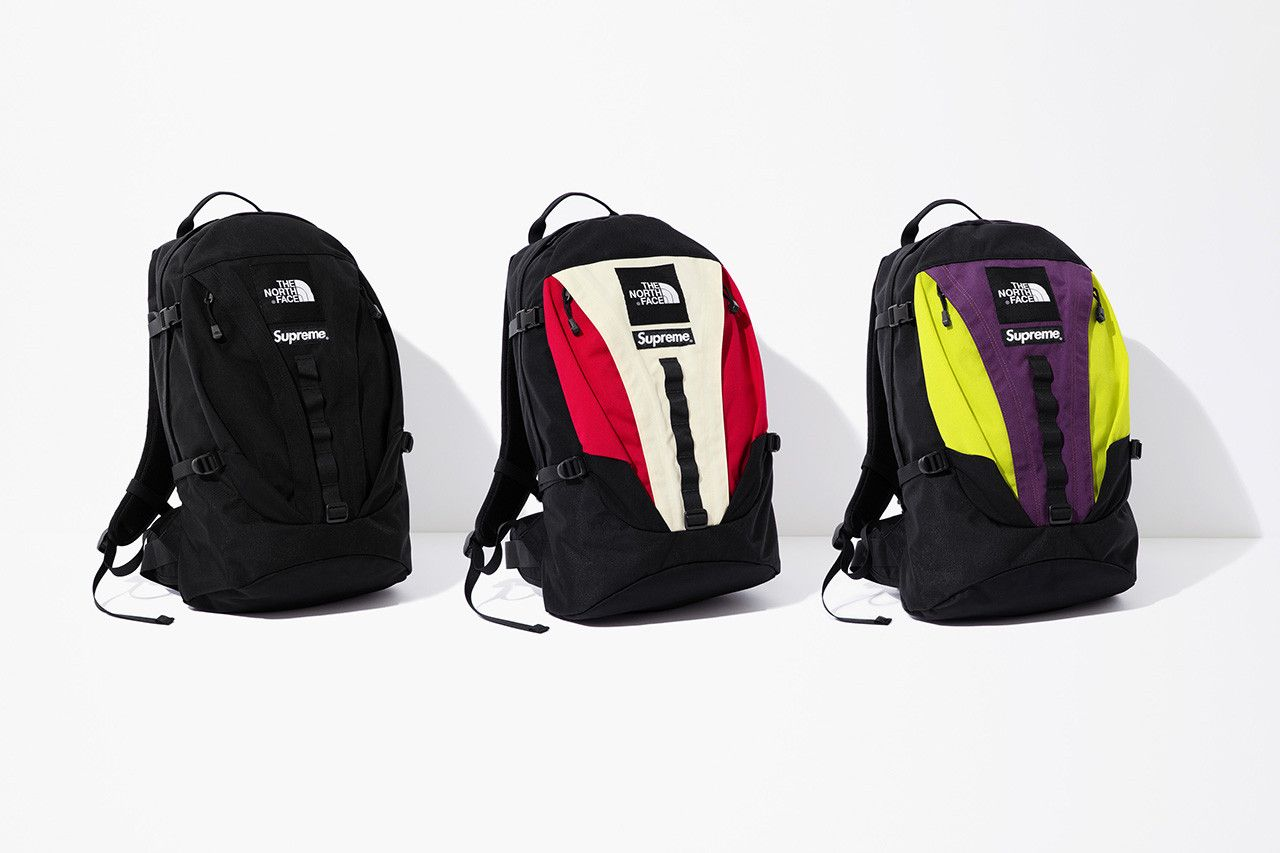 77881bfec Supreme x The North Face Fall/Winter 2018 Cordura Collection | Mens ...
