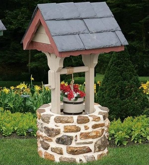 Cele mai frumoase fantani decorative pentru gradina – 17 idei DIY ...